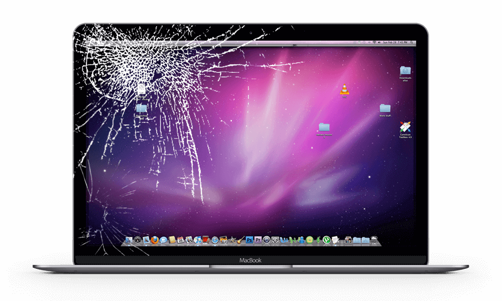 mac book pro screen repair