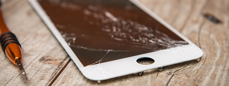 Can't repair your iPhone! Let us buy it back